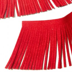 Artificial Suede Cord (width 60mm - length 1m)