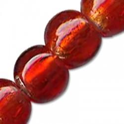 Murano Glass Bead Round 12mm (34pcs)