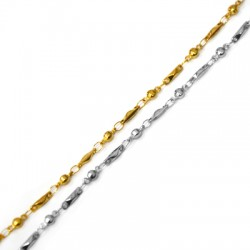 Stainless Steel 304 Chain 3x7mm & 3mm