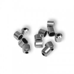 Brass Cap 4x4.2mm/1.5mm (Ø 3.2mm)
