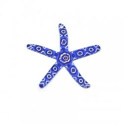 Plexi Acrylic Pendant Starfish 60x58mm