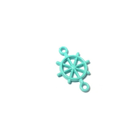 Zamak Painted Casting Connector Wheel 21x25mm