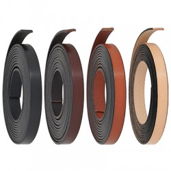 Leather Flat Cord 10mm