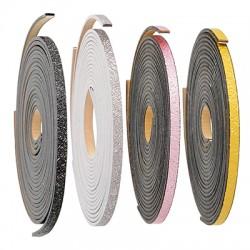 Cordon Synthétique Plat 5mm (coupé par ~1,2m)