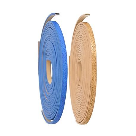 Κορδόνι Συνθετικό Επίπεδο 5mm (~1.2μέτρα/τμχ)