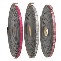 Κορδόνι Συνθετικό Επίπεδο Φίδι 5mm (~1.2μέτρα/τμχ)