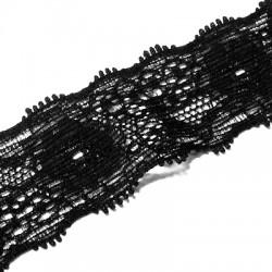 Δαντέλα Σατέν Ελαστική 26mm
