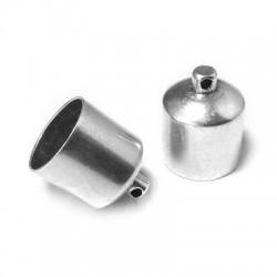 Μεταλλικός Μπρούτζινος Ακροδέκτης Τελείωμα 20x26.5 (Ø18mm)