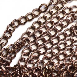 Aluminium Chain 8.5x12mm