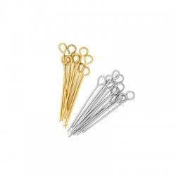 Stainless Steel 304 Head Pin 25mm/0.7mm