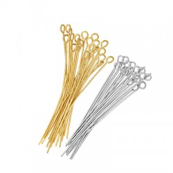 Stainless Steel 304 Head Pin 50mm/0.7mm