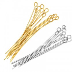 Stainless Steel 304 Head Pin 70mm/0.7mm