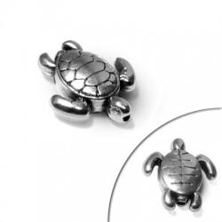 Zamak Slider Turtle 14x16mm (Ø 1.4mm)