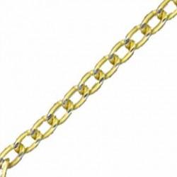 Aluminium Chain 1.2x4.5x7mm