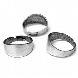 Brass Ring 10x18mm