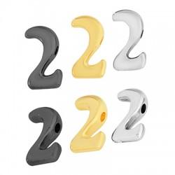 """Zamak Lucky Slider """"22"""" 8x14mm (Ø2.2mm)"""