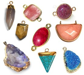 Varias Piedras Semipreciosas