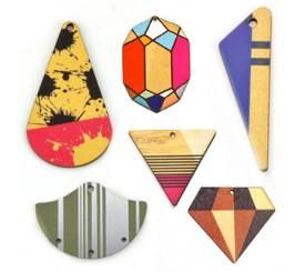 Piezas Geométricas