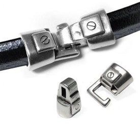 Regaliz Leather 10x7mm