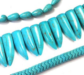 Howlite Turquoise