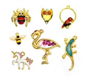 Animals Enamelled