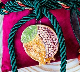 Ceramics Christmas Deco