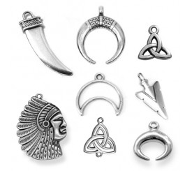 Horns-Tribal