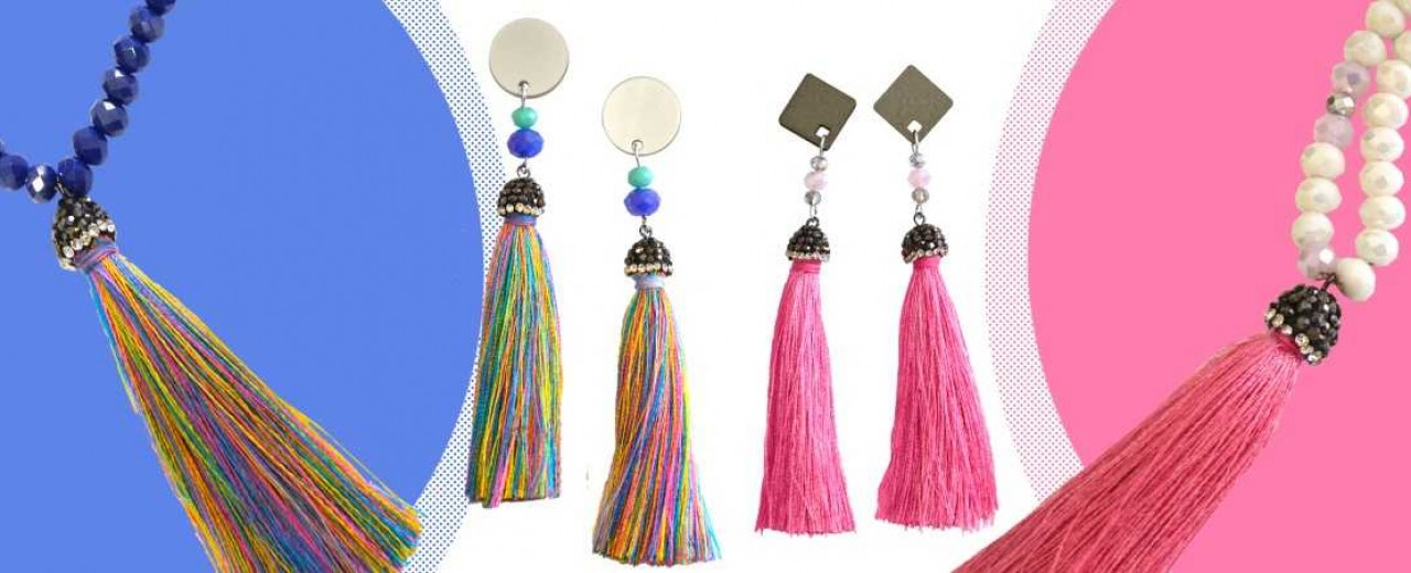 Smart Tassel Ideas | Exquisite Summer Look