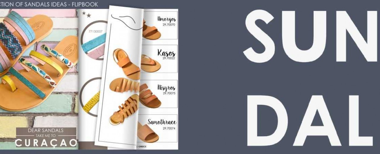 Sandals Collection | Get Ideas | Summer's Must - Haves |