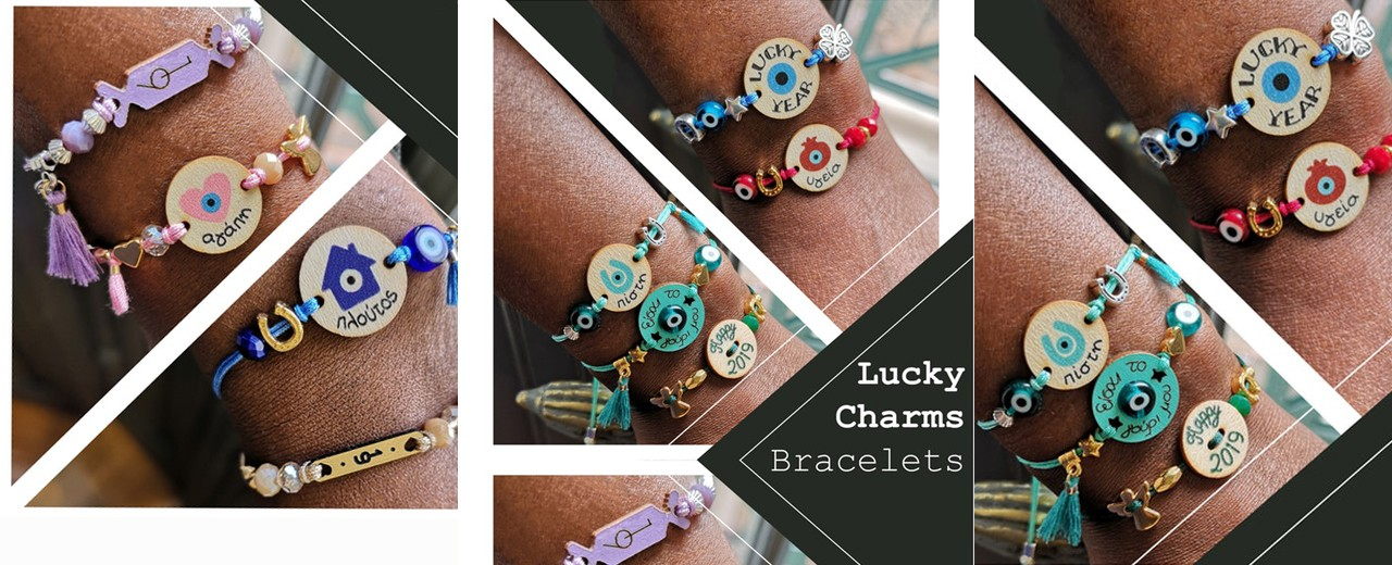 Lucky Charms Bracelets Ideas
