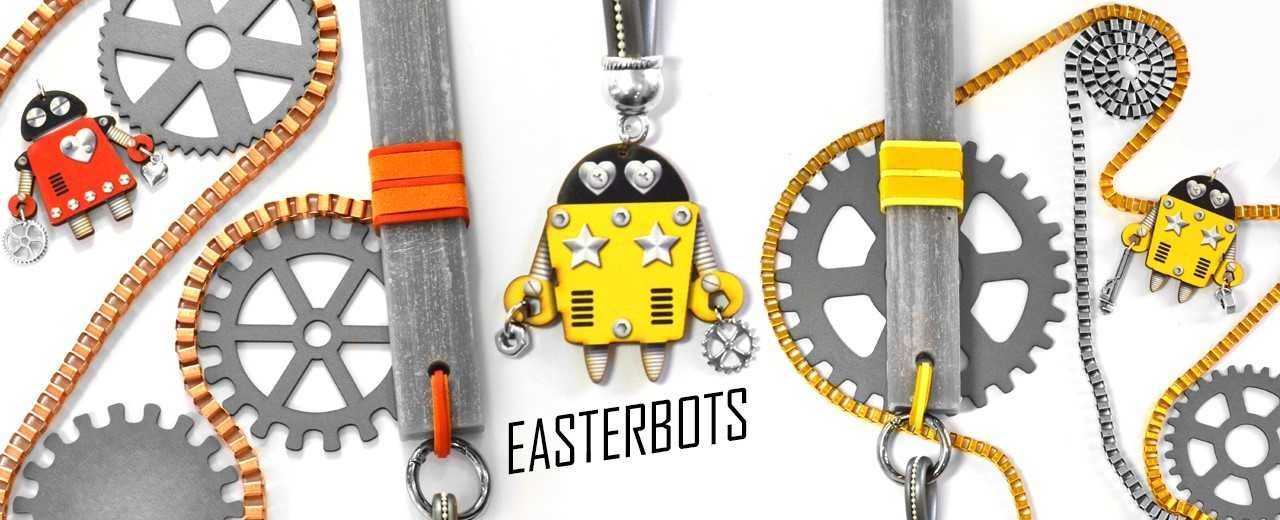 Easter Robots Crafts | Decorate with Style