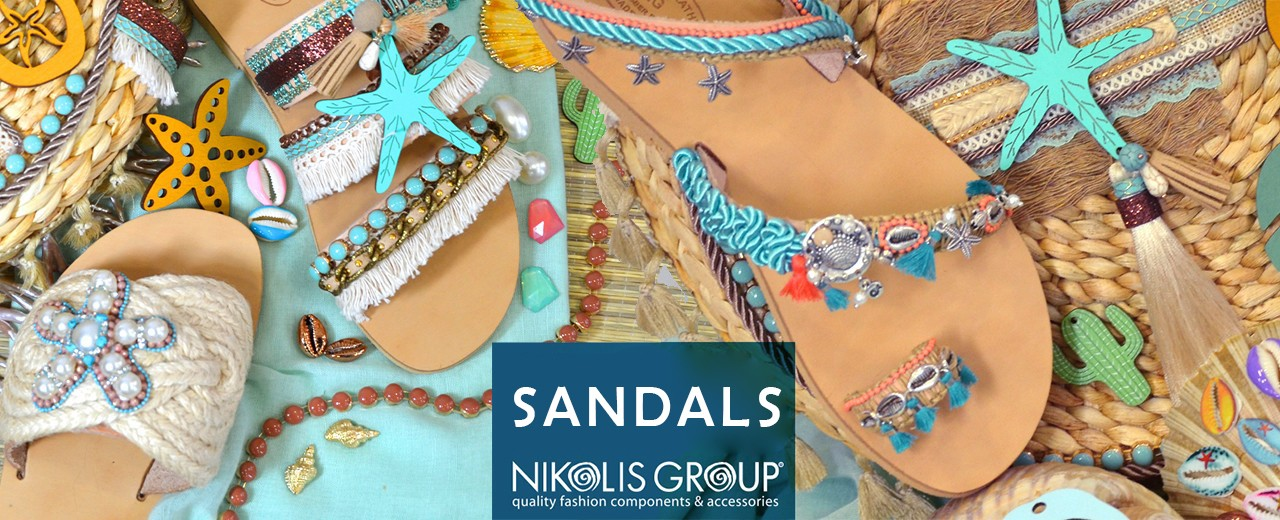 Components for Sandals